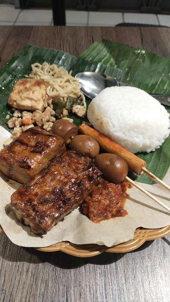 Foto Makanan di Angkringan Gatotkoco