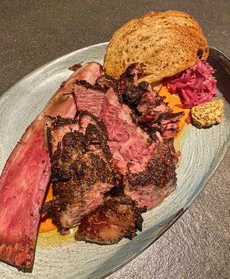 Foto Makanan di Animale Restaurant