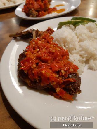 Foto Makanan di Nasi Bebek Ginyo