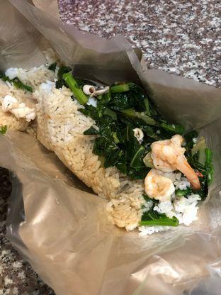 Foto 2 - Makanan(nasi kailan) di Masakan Tio Ciu Anam oleh Oswin Liandow
