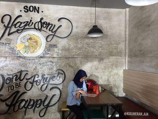 Foto 3 - Interior di Baso & Mie Ayam Son Hajisony oleh @kulineran_aja