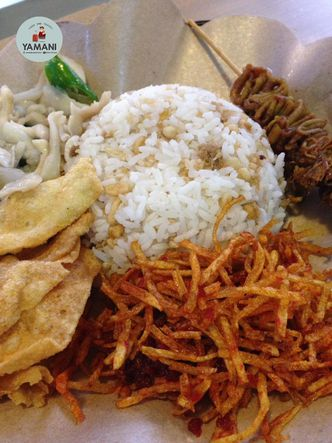 Foto Makanan di Warung Tutug