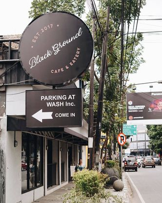 Foto Interior di Black Ground Cafe & Eatery