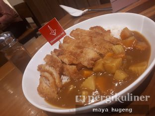 Foto 1 - Makanan(Chicken curry) di De Mandailing Cafe N Eatery oleh maya hugeng