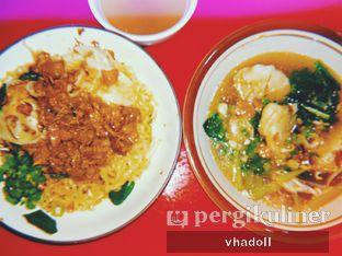 Foto 2 - Makanan(Mie Ayam dan Swekiau ) di Mie Keriting Pangsit Ayam Pematang Siantar oleh Syifa