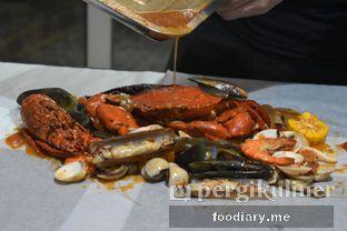 Foto 3 - Makanan di Kantin Seafood Nyengir oleh @foodiaryme | Khey & Farhan