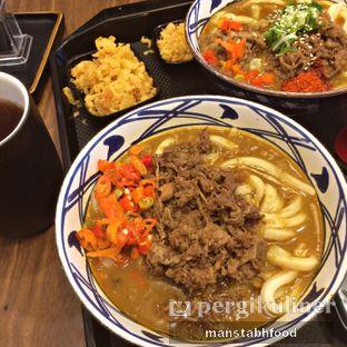 Foto - Makanan di Marugame Udon oleh Sifikrih | Manstabhfood
