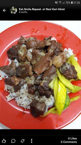 Foto - Makanan di Nasi Kari Akiat oleh Eat Drink Enjoy