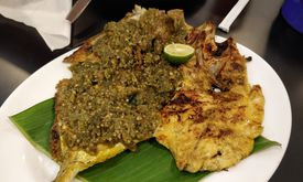 Sawarna Seafood & Ikan Bakar