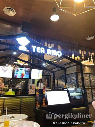 Foto review Tea Amo oleh Francine Alexandra 3
