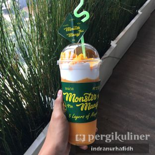 Foto review Monster Mango Thai oleh @bellystories (Indra Nurhafidh) 1