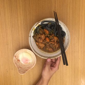 Foto Makanan di Tamoya Udon