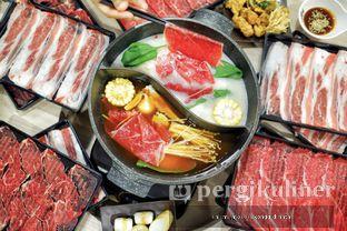 Foto 1 - Makanan di Kitamura Shabu - Shabu oleh Oppa Kuliner (@oppakuliner)