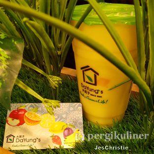 Foto 1 - Makanan(Mango Smoothies) di Da Yung's Tea oleh JC Wen