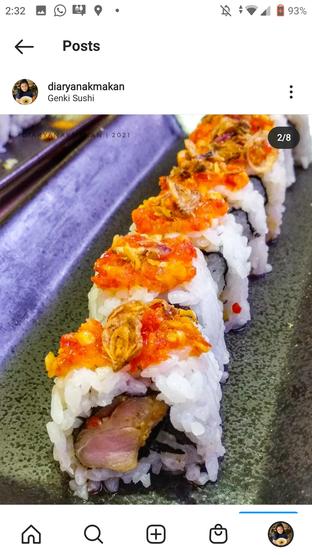 Foto review Genki Sushi oleh Nicole || @diaryanakmakan 1