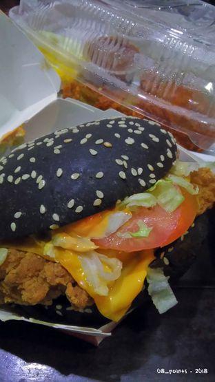 Foto 1 - Makanan(Burger McSpicy Peri-Peri) di McDonald's oleh 08_points