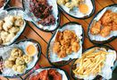 Foto Makanan di Wingstop