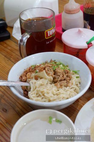 Foto 1 - Makanan(Bakmie Pangsit) di Mie Mapan oleh Shella Anastasia