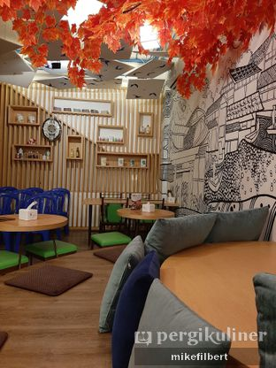 Foto 2 - Interior di Kohicha Cafe oleh MiloFooDiary | @milofoodiary