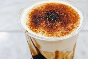 Foto In Tea Cafe