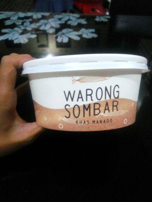 Foto 1 - Makanan(Packaging Makanan) di Warong Sombar oleh Fadhlur Rohman