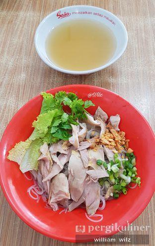 Foto 1 - Makanan di Bihun Bebek & Ayam TPI oleh William Wilz