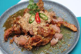 Foto 3 - Makanan(Kepiting Soka Rujak Pamelo) di Aromanis oleh Hans Latuheru | @hanslatuheru