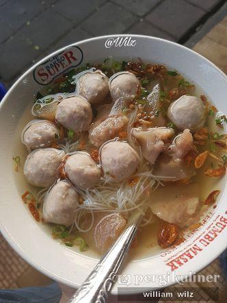 Foto Makanan di Bakso Kikil Pak Jaka