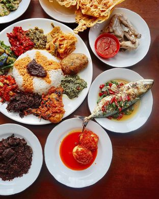 Foto 1 - Makanan di Sepiring Padang oleh yudistira ishak abrar