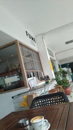 Foto review Fume Coffee & Kitchen oleh Jef  1