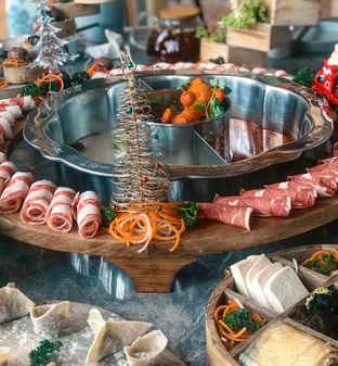 Foto 7 - Makanan di Chongqing Liuyishou Hotpot oleh Margaretha Helena #Marufnbstory
