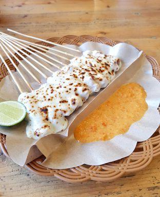 Foto 3 - Makanan(Sate taichan mozzarella) di Ropang Plus Plus oleh foodstory_byme (IG: foodstory_byme)