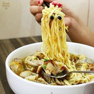 Foto review Soto Mie AGIH Sukabumi oleh Christine Lie #FoodCraverID 1
