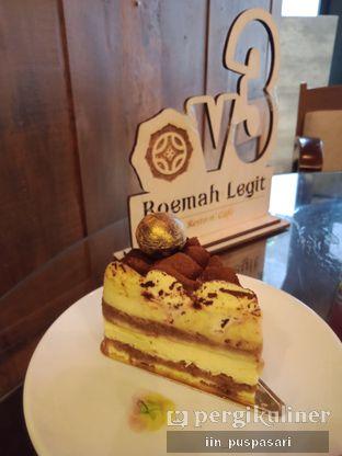 Foto 2 - Makanan(Tiramisu Cake) di Roemah Legit oleh Iin Puspasari