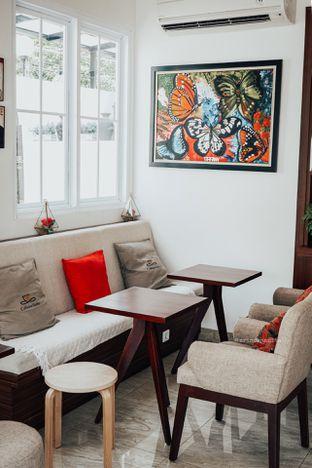 Foto 13 - Interior di Caffeine Suite oleh Indra Mulia
