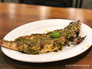 Foto 1 - Makanan di Seafood Station oleh IG : @Jktfoodcrave