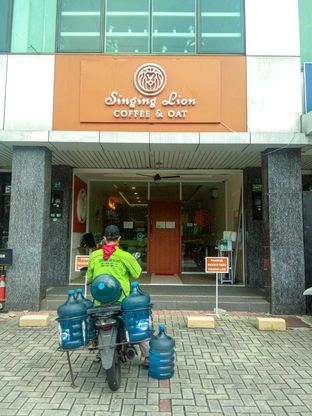 Foto review Singing Lion Coffee & Oat oleh duocicip  14