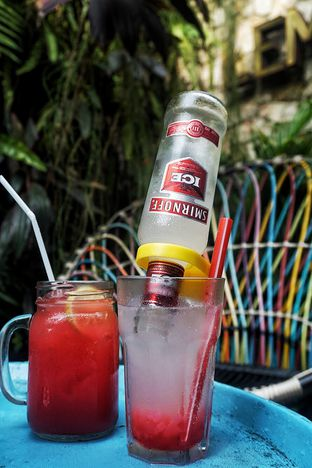 Foto 1 - Makanan(Red Ocean and Homemade Watermelon Lemonade) di Lemongrass oleh Fadhlur Rohman