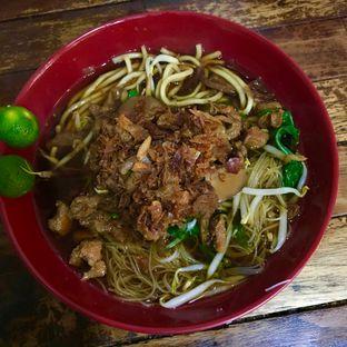 Foto 3 - Makanan di Mie Kangkung Berkat oleh Levina JV (IG : levina_eat )