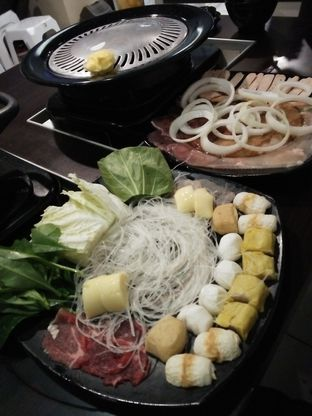 Foto review PSY Steamboat Yakiniku oleh Trias Yuliana 5