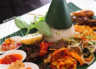 9 Restoran di Jakarta dengan Menu Masakan Indonesia Untuk Tempat Buka Puasa Bersama