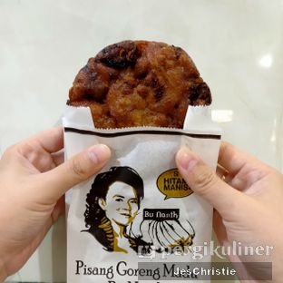 Foto 1 - Makanan(Pisang Madu) di Pisang Goreng Madu Bu Nanik oleh JC Wen