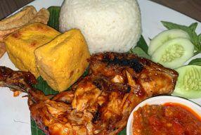 Foto Ayam Bakar Kambal