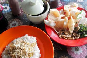Foto Bubur Ayam Mang H. Oyo