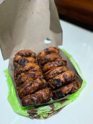 Foto 4 - Makanan di Pisang Goreng Madu Bu Nanik oleh Maria Marcella