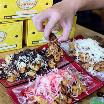 Foto Makanan di Pisang Goreng Djakarta