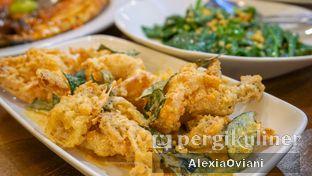 Foto 1 - Makanan(Udang Telor Asin) di Seafood Station oleh @gakenyangkenyang - AlexiaOviani