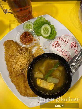 Foto - Makanan(Paket Dori) di Ayam Goreng Karawaci oleh @teddyzelig