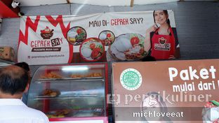Foto 2 - Interior di Geprek SAy By Shandy Aulia oleh Mich Love Eat