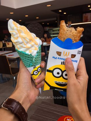 Foto 1 - Makanan di McDonald's oleh natalia || (IG)natjkt_foodie